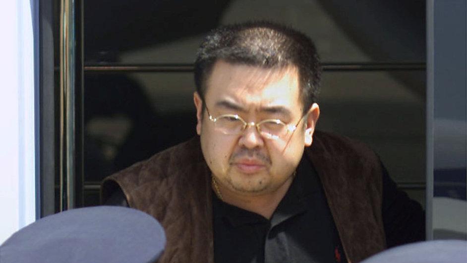 Kim Čong-nam, nevlastní bratr Kim Čong-una.