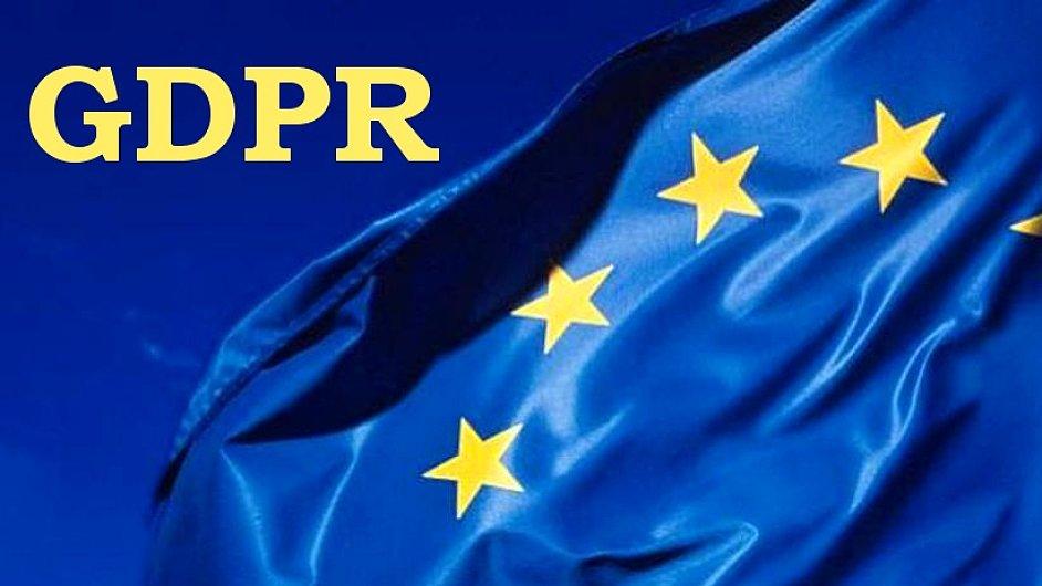 Směrnici GDPR nemůže ignorovat nikdo, ilustrace