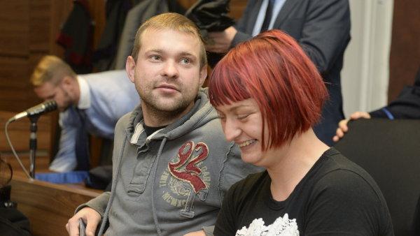 Na snímku jsou Katarína Zezulová a Martin Ignačák.