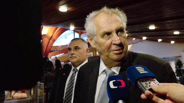 Prezident po svém vystoupení na Parlamentním shromáždění Rady Evropy obdržel přezdívku Antihavel kvůli svým názorům na řešení anexe Krymu.