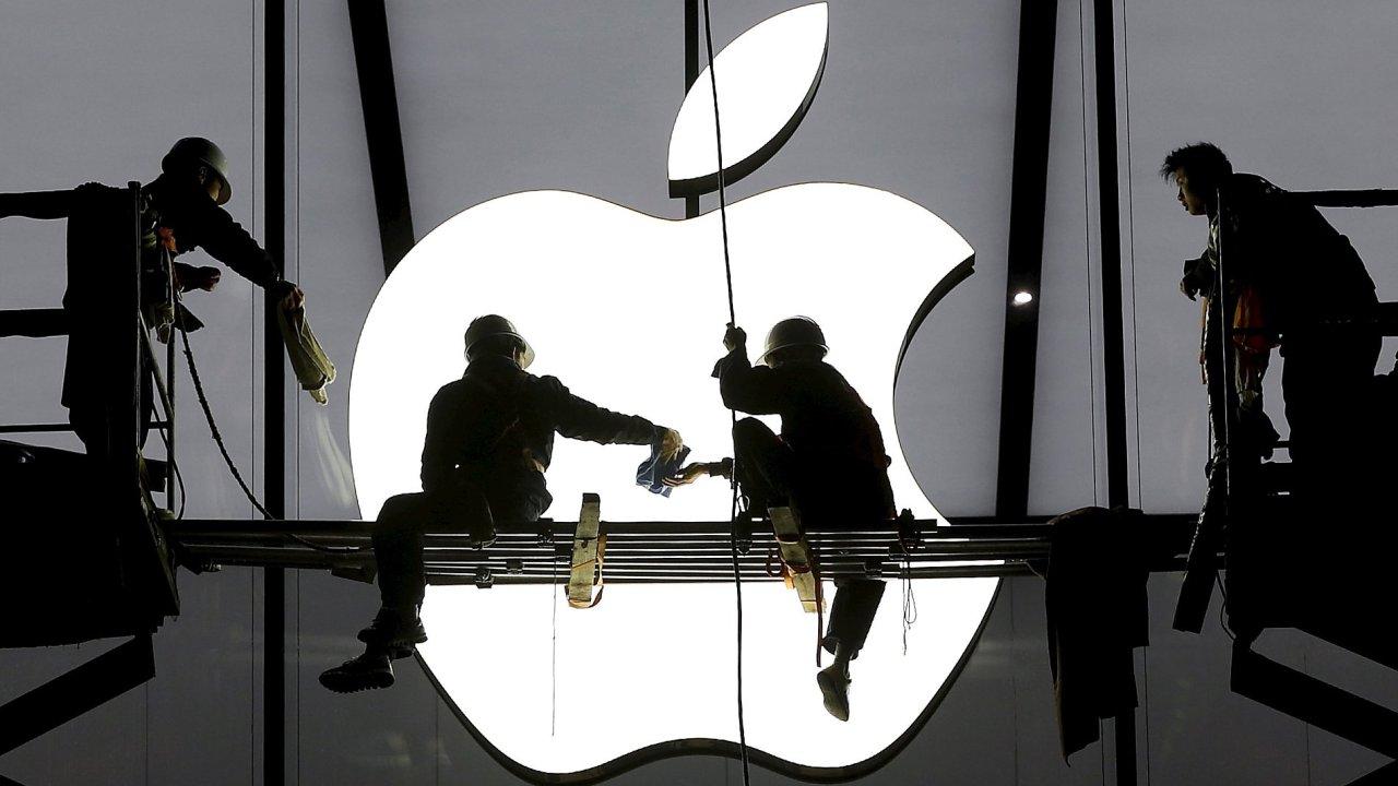 Nejdražší značkou je Apple - ilustrační foto.