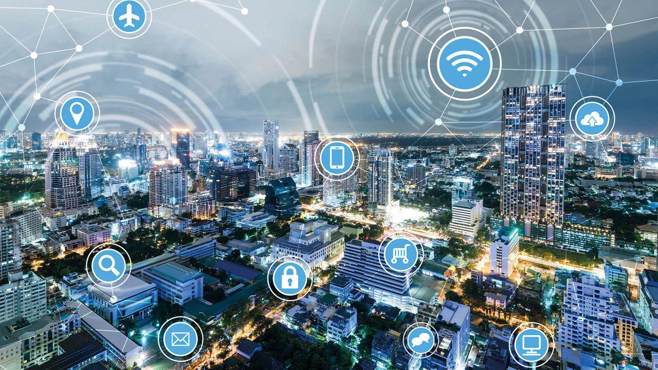 Internet věcí je spojením fyzických zařízení se sítí internet. Věci tak mohou interpretovat svět, ve kterém existujeme.