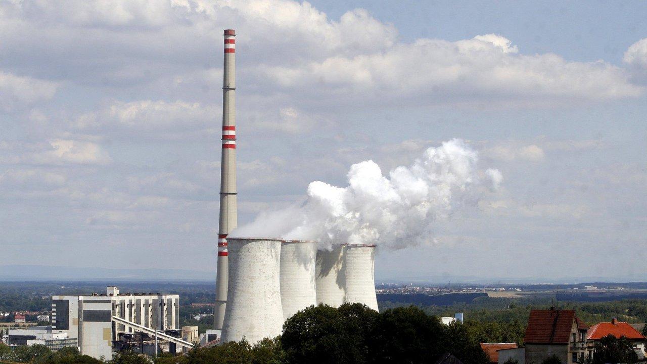 Elektrárna Chvaletice po několika letech opouští přímou dodávku elektřiny koncovým odběratelům