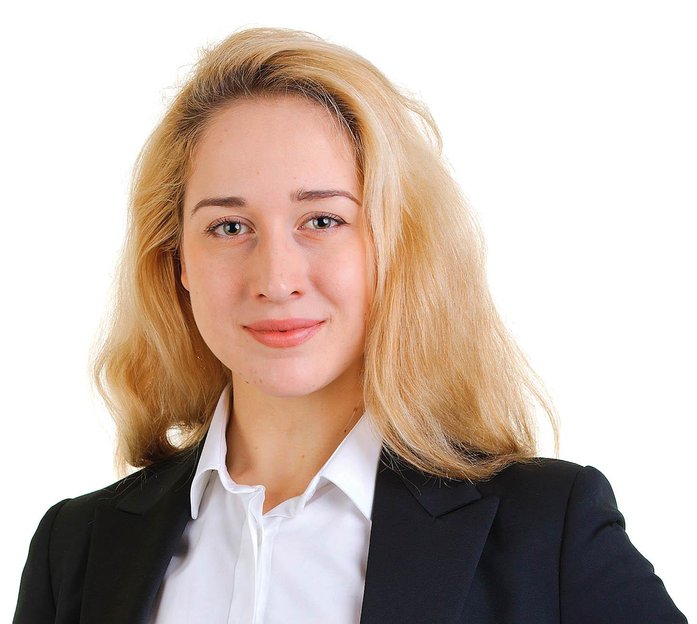 Freediverka a koučka stres managementu Katarína Linczényiová