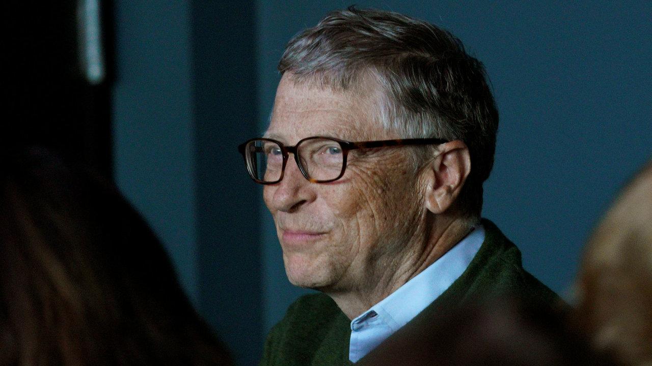 Bill Gates znovu dosáhl majetku ve výši 100 miliard dolarů.