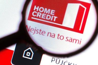 Home Credit je jedním z předních poskytovatelů spotřebitelského financování ve střední a východní Evropě, Společenství nezávislých států a Asii - Ilustrační foto.
