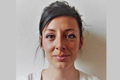 Tereza Mitošinková, tisková mluvčí a vedoucí odboru Komunikace společnosti Skanska