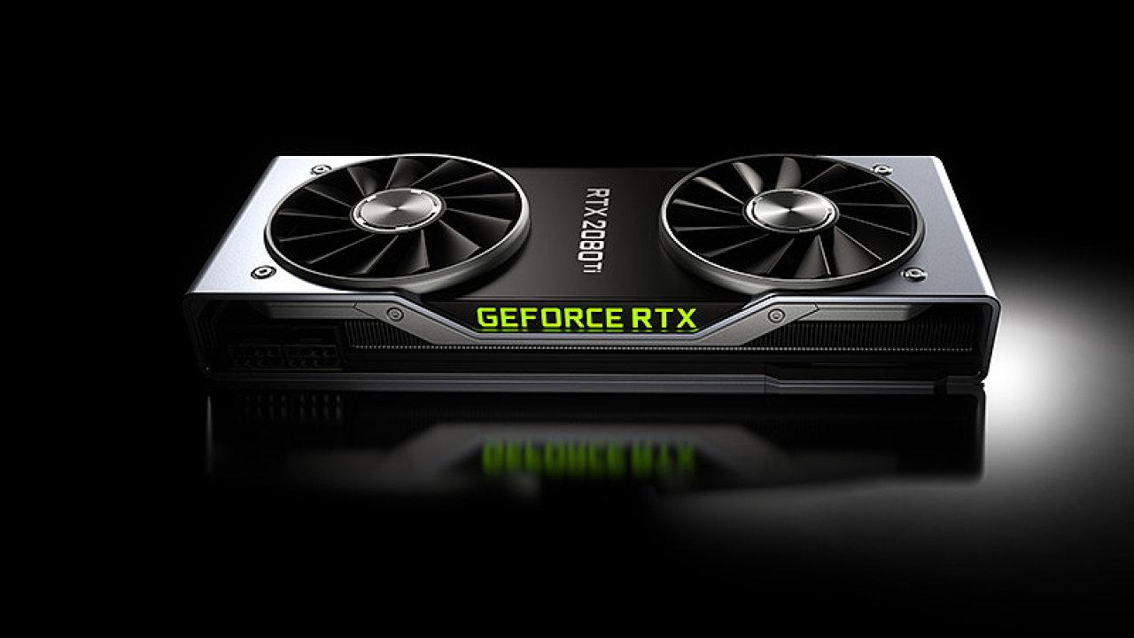 Nvidia GeForce GTX 2080Ti