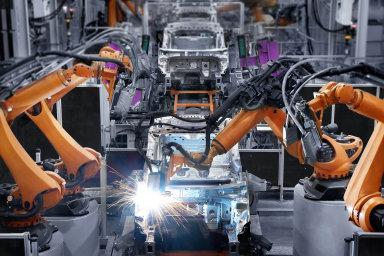 Do výzkumu a vývoje umělé inteligence jdou v Evropě ročně miliardy eur - Ilustrační foto.