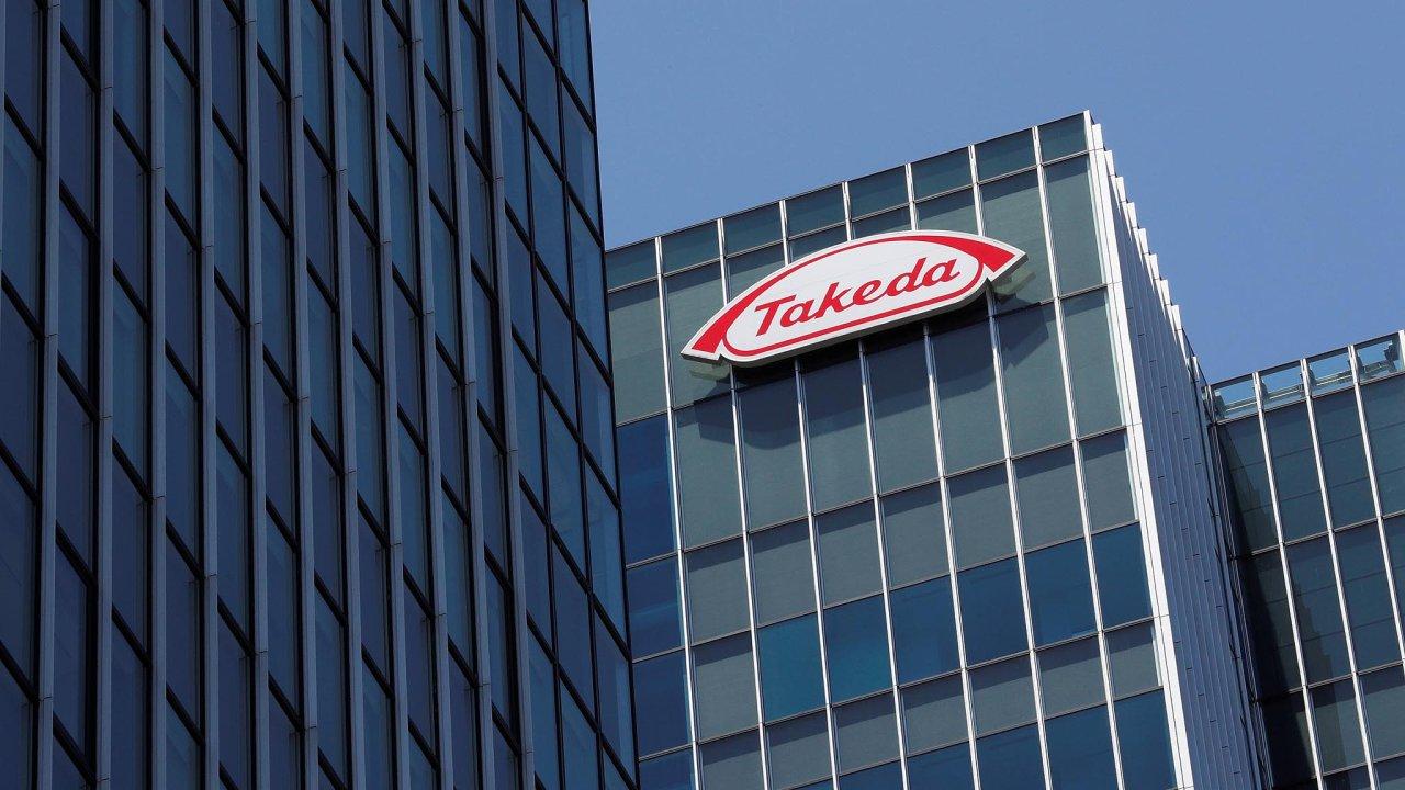 Převzetím irské farmaceutické firmy Shire se japonská skupina Takeda zařadí mezi 10 největších výrobců léčiv nasvětě podle obratu.