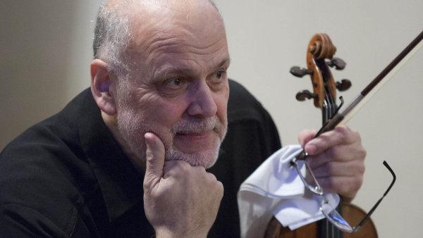 Moje čtení: Houslista a violista Bohuslav Matoušek