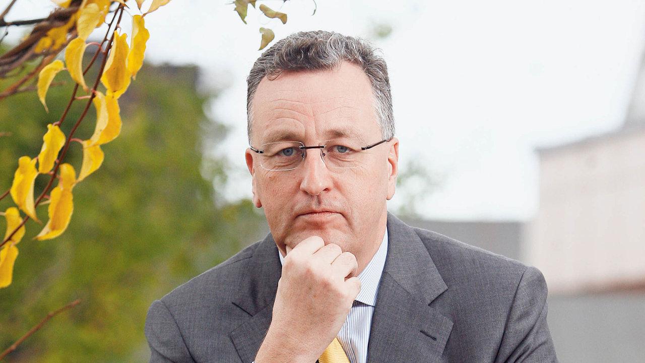 Víkend: Constantin Kinský - Roland Berger