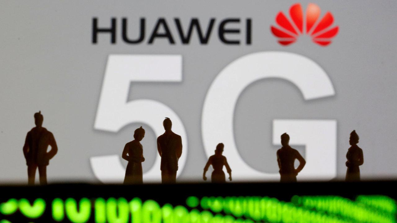 Britská vláda se chystá umožnit Huaweii účast na budování mobilních sítí páté generace (5G), ale nikoliv na klíčových částech systému – ilustrační foto.