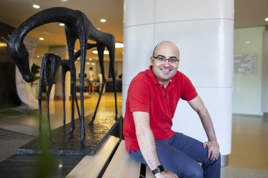 Kúspěchu stačí málo– pochopit, co zákazníci chtějí, adopřát jim to, říká Gorjan Lazarov, ředitel Orea Hotels & Resorts.