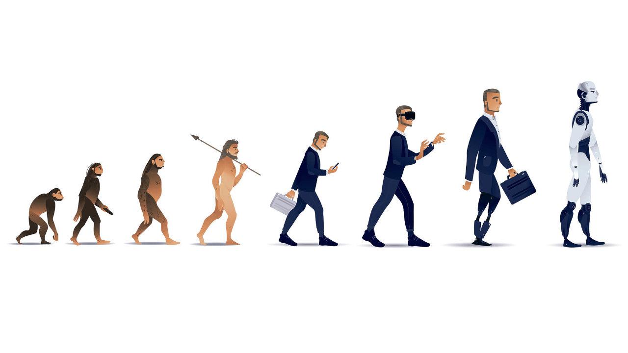 Naprvní pohled transhumanismus vypadá jako čirá utopie, mnozí odborníci však věří, že je to možné.