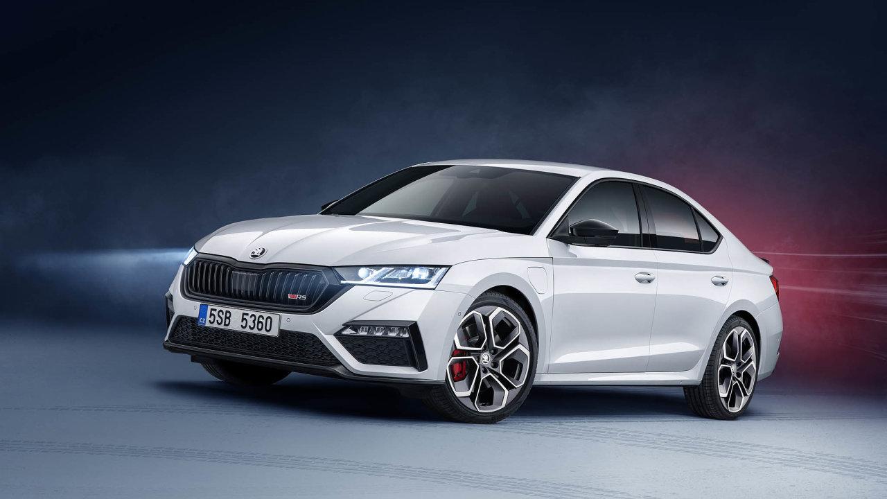 Mladoboleslavská automobilka Škoda Auto bude nabízet čtyři varianty nové generace modelu Octavia naelektrický pohon.