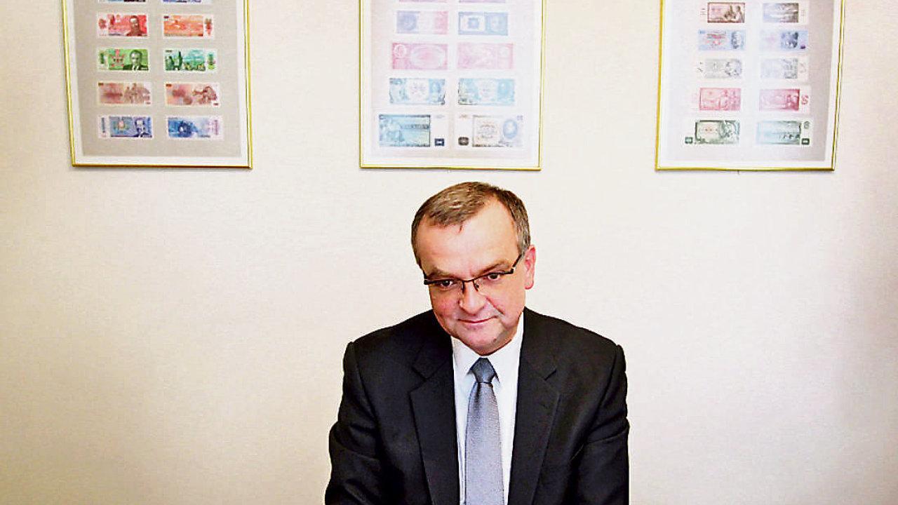 Miroslav Kalousek.
