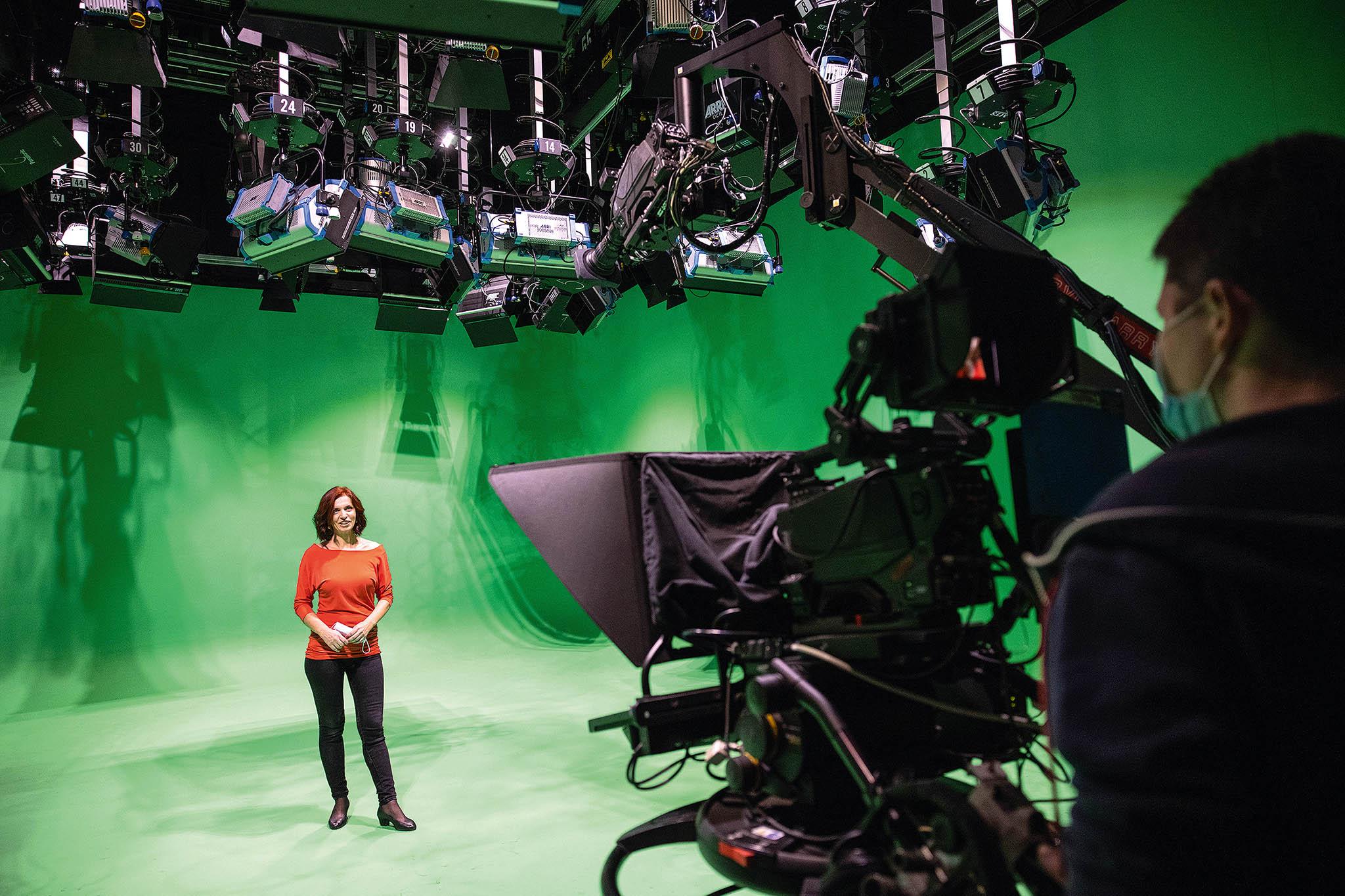 Novinářka Nora Fridrichová