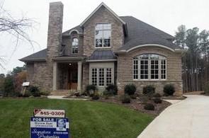 Ceny domů v USA dále padají.