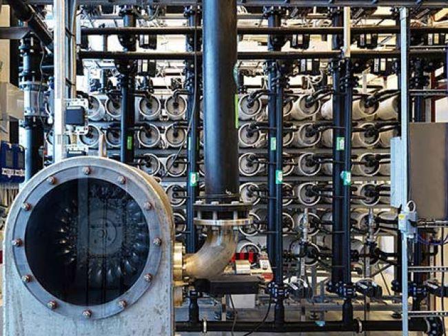 norská osmotická elektrárna