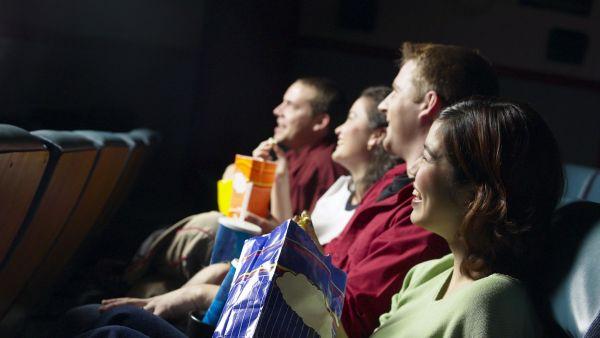 Kino, ilustra�n� sn�mek