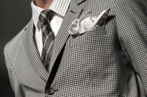 Jak koupit dokonale padnoucí oblek a co by měl mít, abyste vypadali štíhlejší