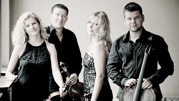 Pavel Haas Quartet získal cenu časopisu Gramophone už po druhé