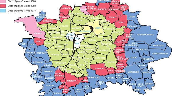 Mapa Praha Zizkov Mapa