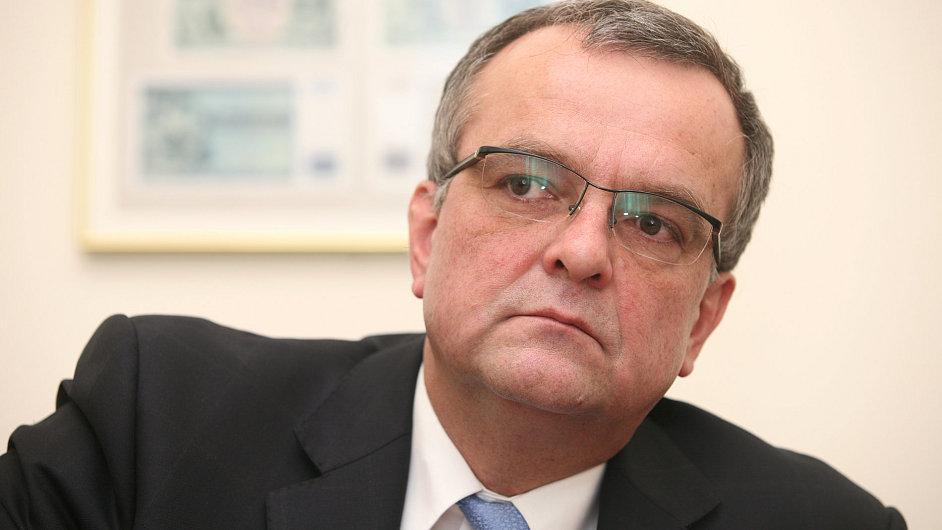 Místopředseda TO P 09 Miroslav Kalousek