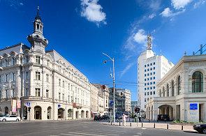 Moje víkendová cesta: Dvě tváře Bukurešti. Historizující architektura se tu mísí s šedými činžáky
