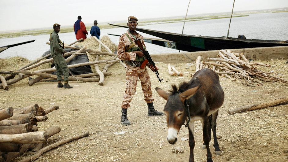 Konflikt v Mali - ilustrační foto