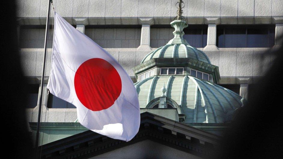 Japonská vlajka, Tokio