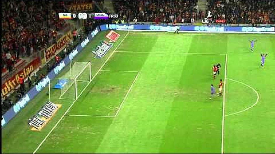 Vlastní gól v Turecku