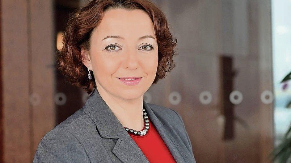 Marta Guthová, Český Aerohlding