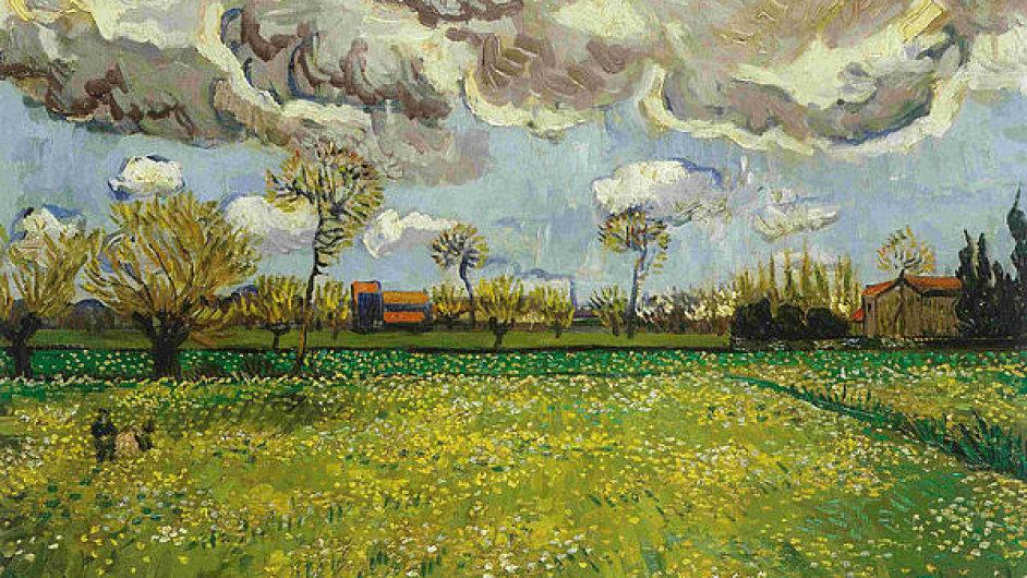 Výstava Impresionismus a malba v plenéru připomíná velká jména, jako byl Van Gogh