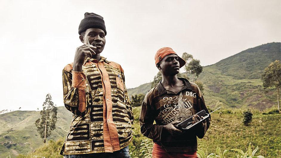 VICE průvodce Kongem.