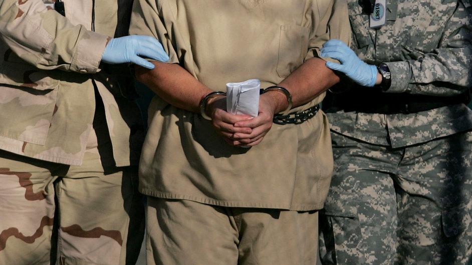věznice Guantánamo/ilustrační foto