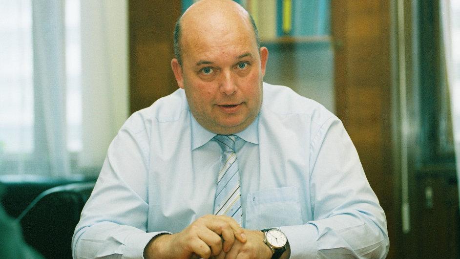 Bývalý ministr zemědělství Miroslav Toman
