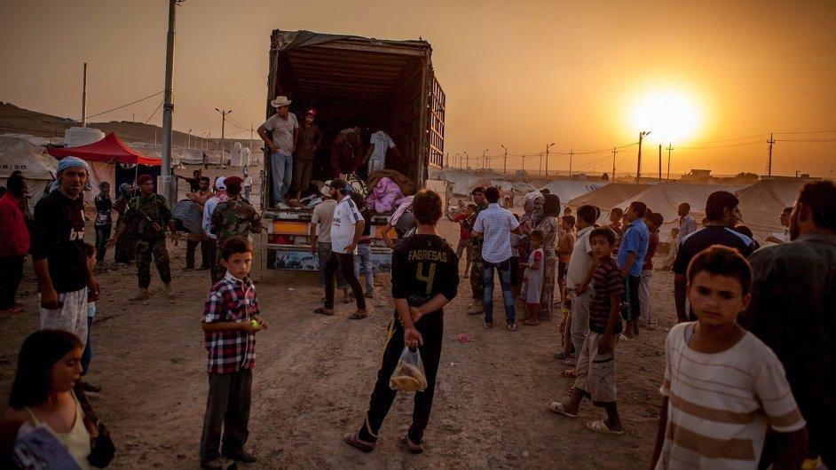 Sýrie na útěku