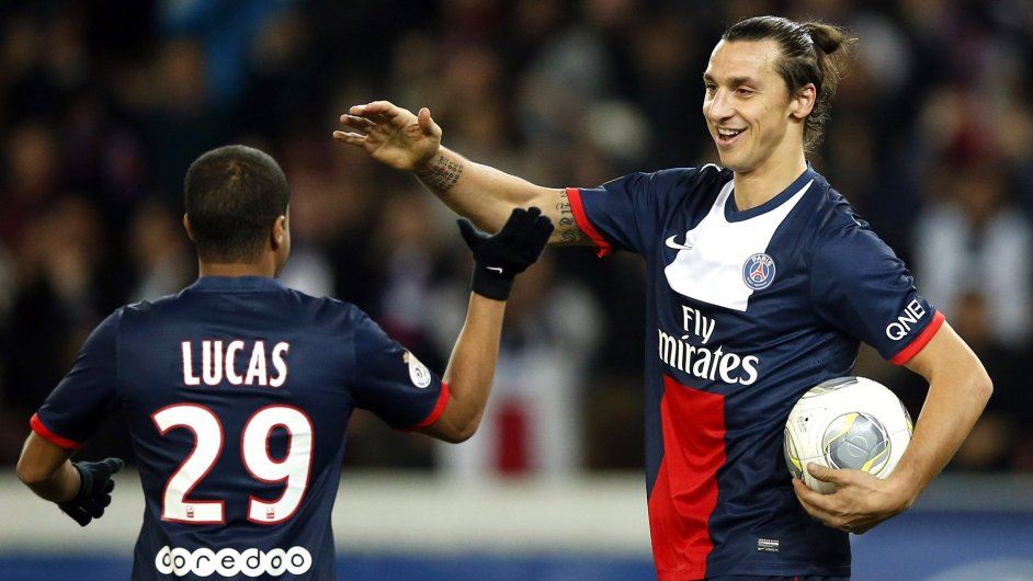Zlatan Ibrahimovič z PSG bude tahounem Švédska proti Ronaldově Portugalsku