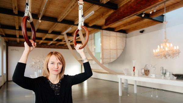 Jana Zielinski se věnuje Designbloku, festivalu křehký Mikulov, galerii křehký a cenám Czech Grand Design.