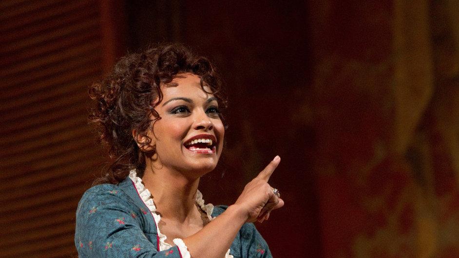 V opeře Cosi fan tutte zpívá Danielle De Niese Despinu.