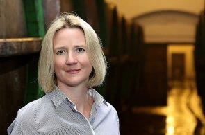 Catherine Sinclair, HR ředitelka společnosti Plzeňský Prazdroj