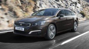 Modernizace p�inesla Peugeotu 508 SW robustn�j�� vzhled, �sporn�j�� motory a vy��� ceny.