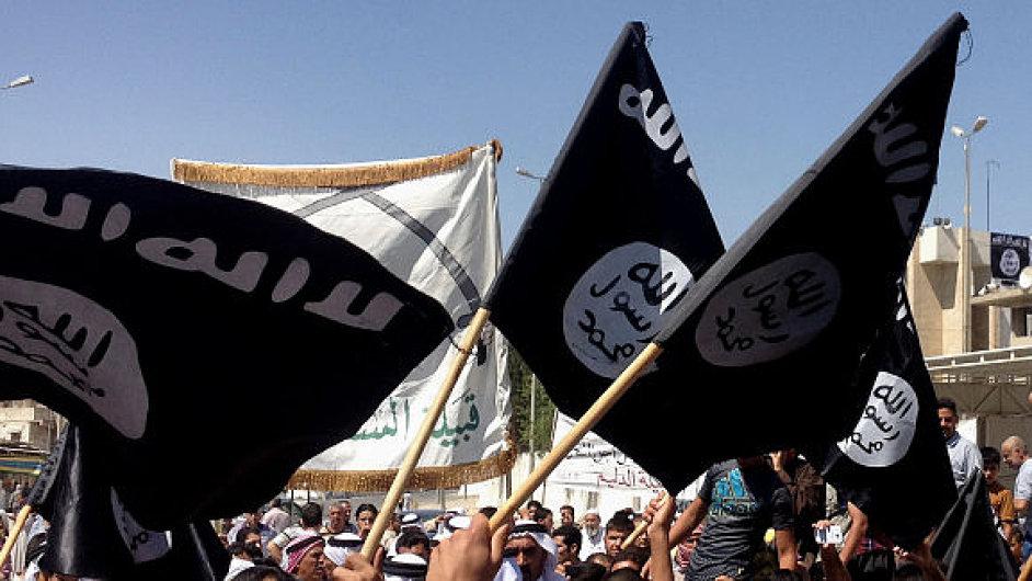 Vlajky Islámského státu