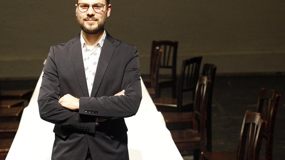Štětina cenu obdržel ve čtvrtek večer v pražském Studiu Hrdinů.