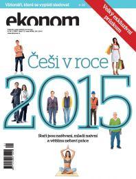 obalka Ekonom 2015 1