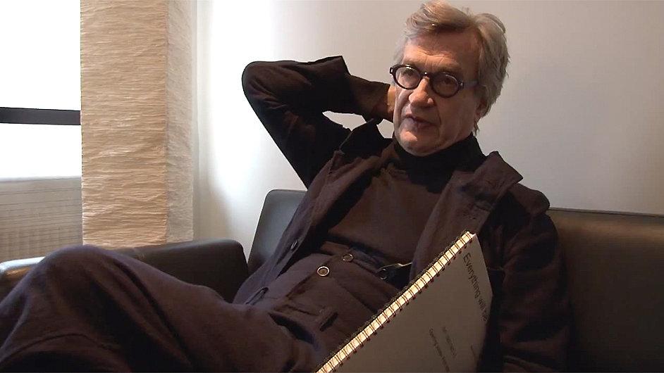 Wendersův nový film Every Thing Will Be Fine bude mít premiéru na Berlinale.