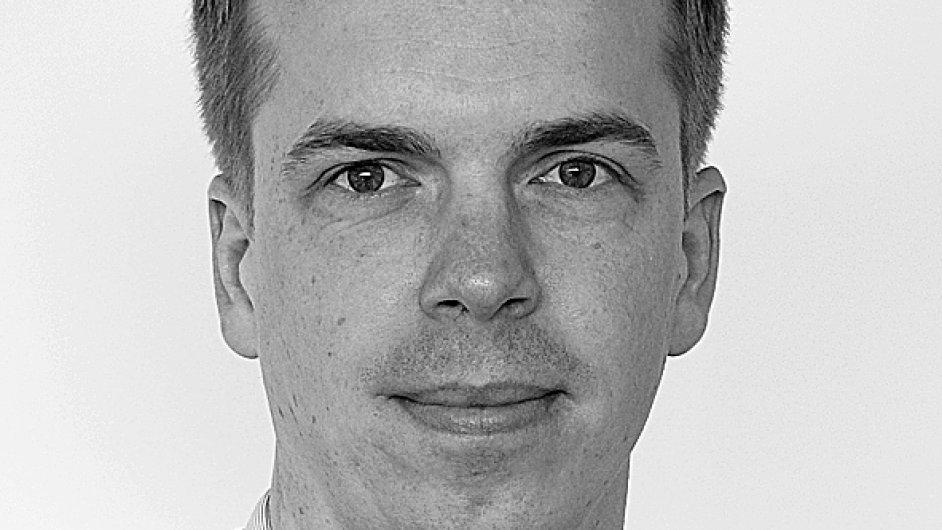 Petr Karásek, account manager divize IBM
