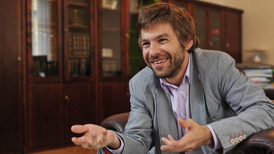 Ministr Robert Pelikán přišel do státních služeb z advokacie.
